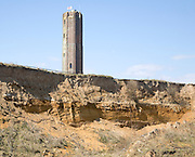 Naze tower built in 1720 as a navigational mark, Walton on the Naze, Essex, England