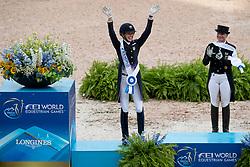 Graves Laura, USA, Verdades<br /> World Equestrian Games - Tryon 2018<br /> © Hippo Foto - Dirk Caremans<br /> 14/09/2018
