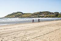 Itapirubá Beach. Imbituba, Santa Catarina, Brazil. / <br /> Praia de Itapirubá. Imbituba, Santa Catarina, Brasil.