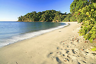 Manuel Antonio Beach, Manuel Antonio National Park, Costa Rica. <br />