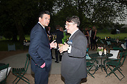 ED TAYLOR;  tomasz starzewski, The Cartier Chelsea Flower show dinner. Hurlingham club, London. 20 May 2013.