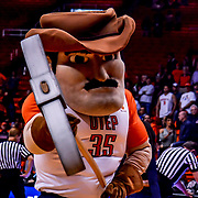 Ace 2017 Year In Review - Latin Night for the Middle Tennessee vs UTEP in a CUSA match-up, Don Haskins Center El Paso February 4, 2017