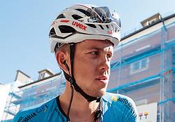 19.04.2018, Lienz, AUT, Tour of the Alps, Österreich, 4. Etappe, von Klausen nach Lienz (134,3 km), im Bild Riccardo Zoidl (AUT) // Riccardo Zoidl of Austria during 4th stage from Klausen to Lienz of 2018 Tour of the Alps in Lienz, Austria on 2018/04/19. Lienz, Austria on 2018/04/19. EXPA Pictures © 2018, PhotoCredit: EXPA/ Johann Groder