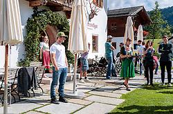 27.07.2017, Annaberg, AUT, Sommer Gespräch SalzburgerLand mit Marcel Hirscher, im Bild x // during a media event of SalzburgerLand. Annaberg, Austria on 2017/07/27. EXPA Pictures © 2017, PhotoCredit: EXPA/ JFK