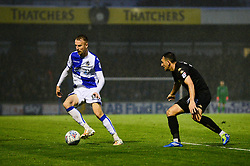 Chris Lines of Bristol Rovers - Mandatory by-line: Dougie Allward/JMP - 24/04/2018 - FOOTBALL - Memorial Stadium - Bristol, England - Bristol Rovers v Wigan Athletic - Sky Bet League One