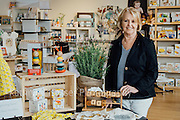 Business Portrait of Diane Moore owner of Eco Baby Gear for the Montavilla East Tabor Business Association