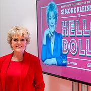 NLD/Amsterdam/20190521 - Perspresentatie musical Hello Dolly, Simone Kleinsma