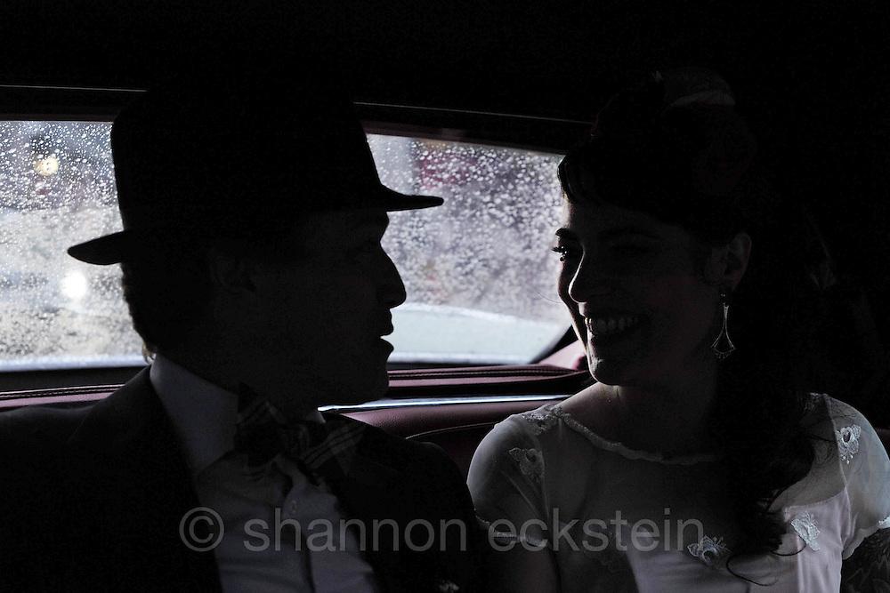 Candice and Trevor   Wedding Portraits - Downtown Toronto