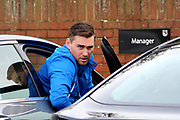 Grimsby Town Manager Michael Jolley arriving for  the EFL Sky Bet League 2 match between Grimsby Town FC and Port Vale at Blundell Park, Grimsby, United Kingdom on 10 March 2018. Picture by Mick Atkins.