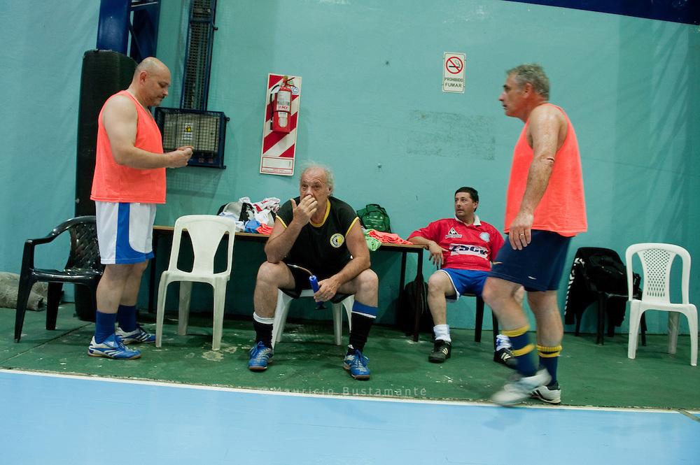 Futsal en Buenos Aires.