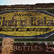 Chero Cola Advertising, Shelbyville, Tennessee