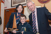 Royal Cork Yacht Club Junior Prizegiving By Bob Bateman