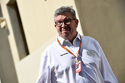November 24, 2017 - Yas Marina Circuit, Abu Dhabi - Ross Brawn, formula 1 GP, Abu Dhabi, Yas Marina Circuit, VAE, 24.11.2017.Photo:mspb/Jerry Andre.Credit: Melzer/face to face (Credit Image: © face to face via ZUMA Press)