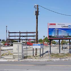 New LinkedIn Office under Construction