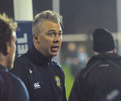 Westport RFC Coach Walter Gibbons <br />