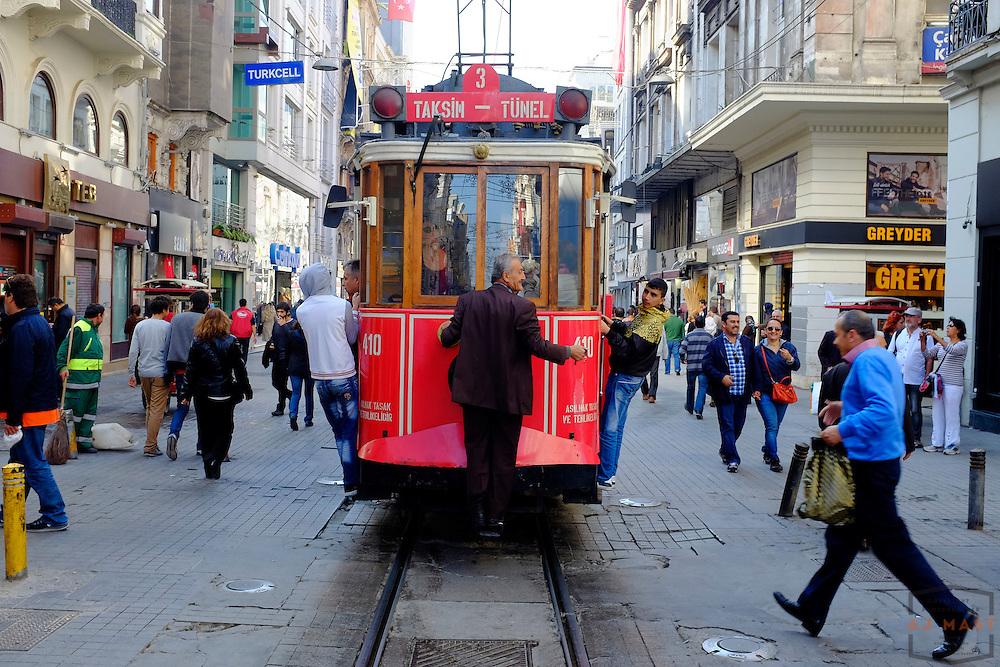Istanbul Turkey Wednesday, Oct. 28, 2013. (Photo By AJ Mast)