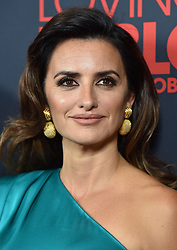 """""""Loving Pablo"""" Special Screening. The London West Hollywood, West Hollywood, California. 16 Sep 2018 Pictured: Penelope Cruz. Photo credit: AXELLE/BAUER-GRIFFIN / MEGA TheMegaAgency.com +1 888 505 6342"""