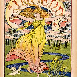 Art Nouveau tijdschrift covers