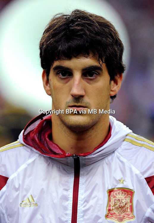 Uefa Euro FRANCE 2016 - <br /> Spain National Team - <br /> Mikel San Jose