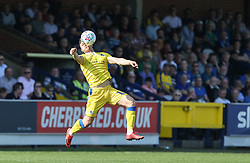 James Clarke of Bristol Rovers  controls the ball - Mandatory by-line: Arron Gent/JMP - 19/04/2019 - FOOTBALL - Cherry Red Records Stadium - Kingston upon Thames, England - AFC Wimbledon v Bristol Rovers - Sky Bet League One