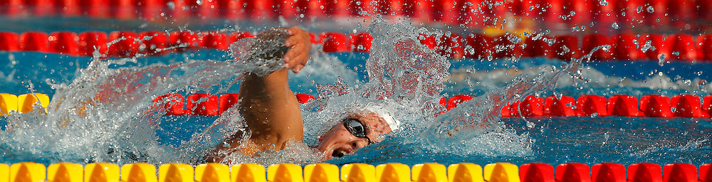 Grainne MURPHY of Ireland competes in the women's 1500m Freestyle Final at the European Swimming Championship at the Hajos Alfred Swimming complex in Budapest, Hungary, Saturday, Aug. 14, 2010. (Photo by Patrick B. Kraemer / MAGICPBK)