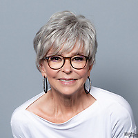 "Rita Moreno, cast member of the Netflix series ""One Day at a Time"" poses for a photo during the Netflix portrait session at Television Critics Association Summer Press Tour at The Beverly Hilton hotel on Sunday, July 29, 2018, in Beverly Hills, Calif. (Photo by Willy Sanjuan/Invision/AP)"