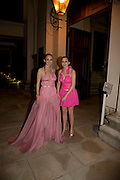 ALEXANDRA REES AND EMMA REES, The 2008 Berkeley Dress Show in aid of the Leonard Cheshire Disability ( India) . The Royal Hospital, Chelsea. London. 3 April 2008.  *** Local Caption *** -DO NOT ARCHIVE-© Copyright Photograph by Dafydd Jones. 248 Clapham Rd. London SW9 0PZ. Tel 0207 820 0771. www.dafjones.com.