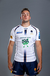 Luke Scully of Worcester Warriors - Mandatory by-line: Robbie Stephenson/JMP - 21/08/2019 - RUGBY - Sixways Stadium - Worcester, England - Worcester Warriors Media Day