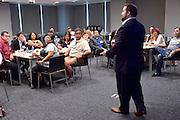 Native Nation Events -Leadership training at Morgan Stanley 8/17/15.