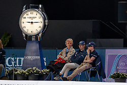 Winter-Schultze Madeleine, GER<br /> LONGINES FEI World Cup™ Finals Paris 2018<br /> © Dirk Caremans<br /> 12/04/2018