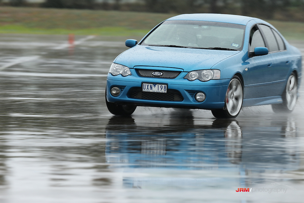 Round 2 of the Skylines Australia Victoria Motorkhana Championship held at the DECA Skid pan at Shepparton.