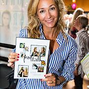 NLD/Amsterdam/20160606 - Boekpresentatie Foodtalk van Kim Feenstra, Wendy van Dijk