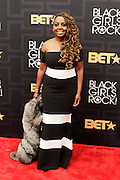 April 1, 2016- Newark, NJ: United States- Recording Artist Ledisi attends the 2016 Black Girls Rock Red Carpet Arrivals held at NJPAC on April 1, 2016 in Newark, New Jersey. Black Girls Rock! is an annual award show, founded by DJ Beverly Bond, that honors and promotes women of color in different fields involving music, entertainment, medicine, entrepreneurship and visionary aspects.   (Terrence Jennings/terrencejennings.com)