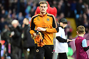 Wolverhampton Wanderers defender Ryan Bennett (5) during the EFL Sky Bet Championship match between Aston Villa and Wolverhampton Wanderers at Villa Park, Birmingham, England on 10 March 2018. Picture by Dennis Goodwin.