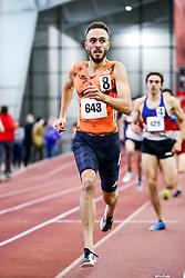 men Mile, adidas, Eric Avila, The Mission<br /> Boston University Scarlet and White<br /> Indoor Track & Field, Bruce LeHane , adidas,