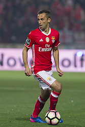 March 18, 2017 - Pacos De Ferreira, Pacos Ferreira, Portugal - Benfica's Brazilian forward Jonas during the Premier League 2016/17 match between Pacos Ferreira and SL Benfica, at Mata Real Stadium in Pacos de Ferreira on March 18, 2017. (Credit Image: © Dpi/NurPhoto via ZUMA Press)