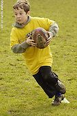 Leeds Premier Rugby Camp at Ilkley RFC. 20-4-06. Action Pics