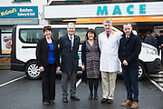MACE gifts new minibus to local Galway club<br /> The SCCUL Sanctuary, Ballybane, Galway was announced as the winner of the MACE Win a Minibus for your local club competition. Handover of the minibus took place at McGreal&rsquo;s MACE in Ballybrit, where the SCCUL Sanctuary entered the competition. At the event were   Geraldine Kilbane, SCCUL who was the lucky one to enter the competition,  Alex Banahan MACE, Beatrice and Michael McGreal, McGreal's MACE Ballybrit and  Michael Smyth General Manager SCCUL Enterprises,Photo:Andrew Downes, xposure.