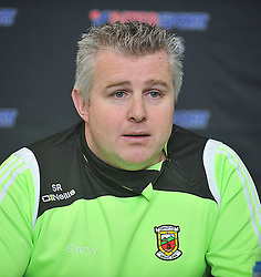 Fresh Face Mayo Football's new senior manager Stephen Rochford.<br /> Pic Conor McKeown