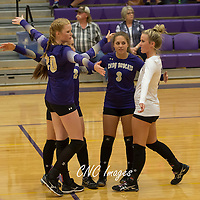 09-12-16 Berryville Varsity Volleyball vs. West Fork