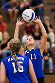 Wetsel Middle School Volleyball vs Rappahannock