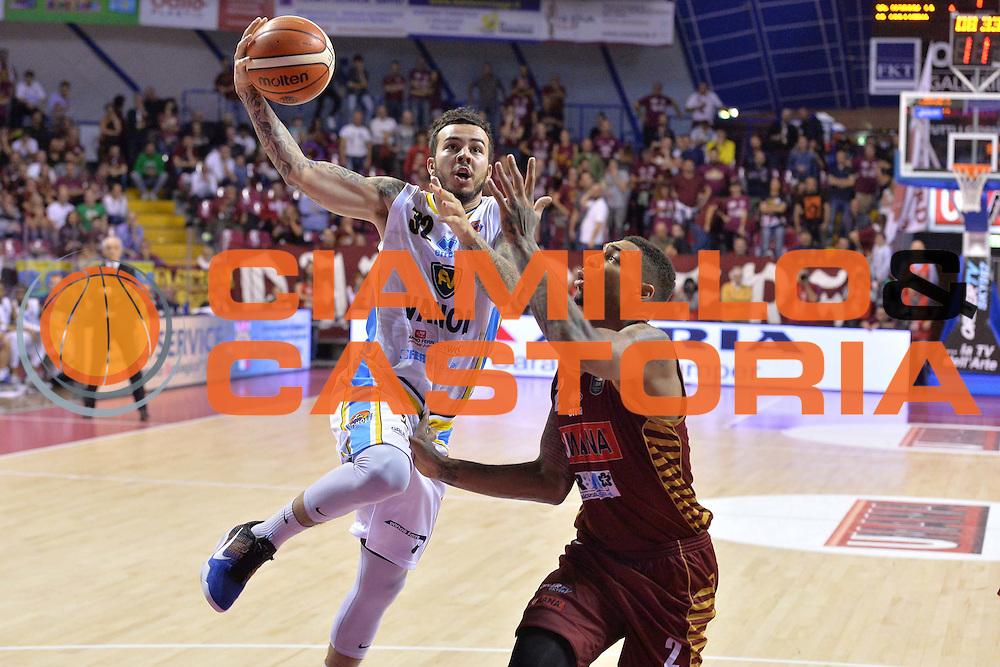 Gabe York<br /> Umana Reyer Venezia - Vanoli Cremona<br /> Lega Basket Serie A 2016/2017<br /> Venezia 30/10/2016<br /> Foto Ciamillo-Castoria
