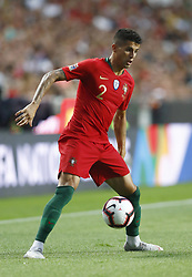 September 10, 2018 - Lisbon, Portugal - Portugal v Italy - UEFA Nations League.Joao Cancelo of Portugal at Estadio da Luz in Lisbon, Portugal on September 10, 2018. (Credit Image: © Matteo Ciambelli/NurPhoto/ZUMA Press)