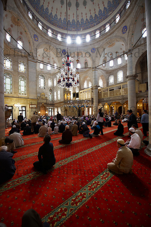 Turquie, Istanbul, mosque Eyup // Turkey, Istanbul, Eyup mosque