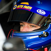 April 27, 2012:  Sprint Cup Series driver Martin Truex Jr. (56) in his car prior to the start of practice for  the Capital City 400 at Richmond International Raceway, Richmond, VA. (Credit Image: © Kostas Lymperopoulos/Cal Sport Media)