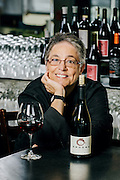 Maxine Reifer Borcherding at the Oregon Culinary Institute