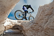 Snow Biking - Marquette, Michigan