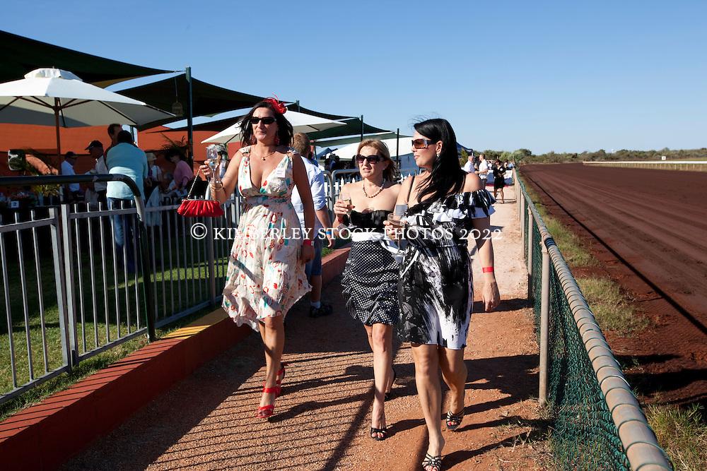 Broome Turf Club Lady's Day 2010