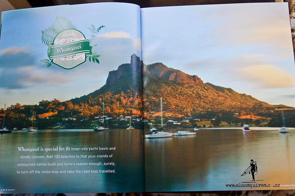 """2014 collectors edition """"the insider's guide to new zealand"""" featured photographer (Whangarei)"""