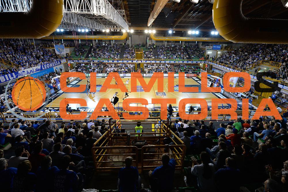 Palageorge<br /> Germani Basket Brescia Leonessa - Pasta Reggia Juve Caserta<br /> Lega Basket Serie A 2016/2017<br /> Montichiari, 02/04/2017<br /> Foto Ciamillo-Castoria / M. Brondi